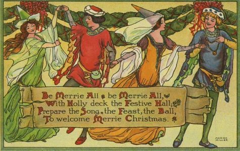 medieval-merry-christmas-holiday-ernest-nister-marion-miller
