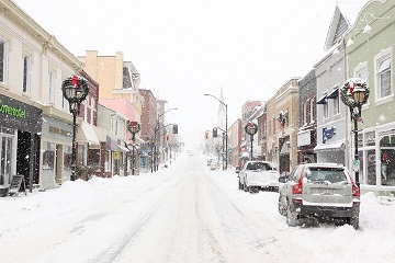 snow day newmarket