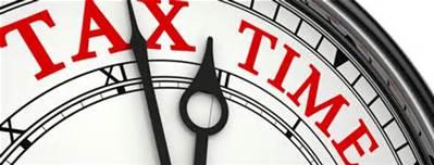 Tax clock